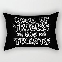 Tricks and Treats Rectangular Pillow