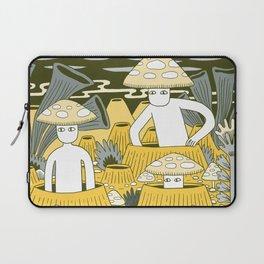 Mushroom Men Laptop Sleeve