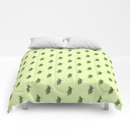 Leafed Birdie Comforters