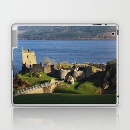 Urquhart Castle - Scotland Laptop & iPad Skin