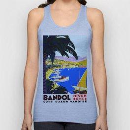 Charming Bandol Unisex Tank Top