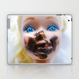 Chica chocoholica Laptop & iPad Skin