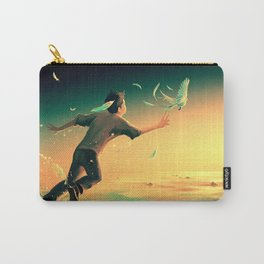 Pursuit of Happiness Carry-All Pouch