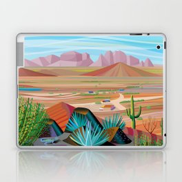 La Pimeria, West Phoenix Laptop & iPad Skin