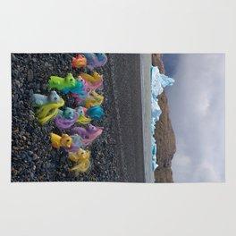 My Little Sea Ponies in Patagonia Rug