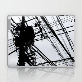 Tokyo wires Laptop & iPad Skin