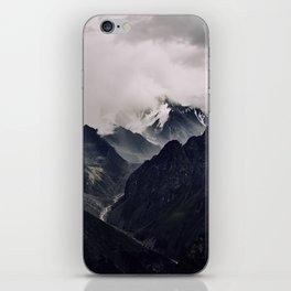 The Caucasus iPhone Skin