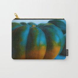 Blue Light Pumpkin Carry-All Pouch