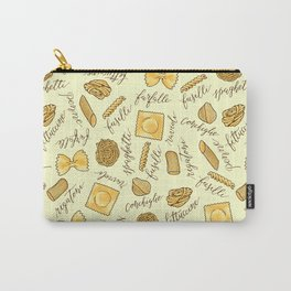 Know Your Pasta Carry-All Pouch