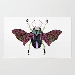 Beetle #4 Color Rug