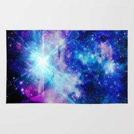galaxy Nebula Star Rug