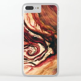 COMPLEXITY BLINDNESS Clear iPhone Case