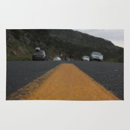 Road kill Rug