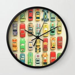 Car Park Wall Clock