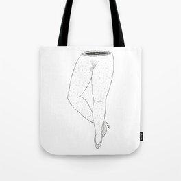 Legz Tote Bag