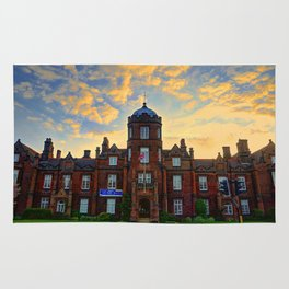 Ipswich School Rug