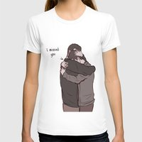 sterek T-shirts featuring Sterek Reunion by Dimension Bound