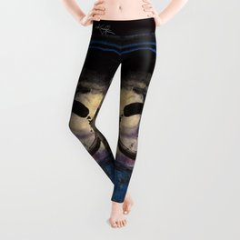 Being Within No. 4 by Kathy Morton Stanion Leggings