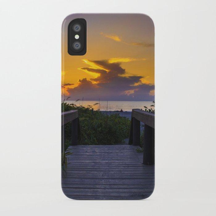 Florida 02 - World Big Beach iPhone Case