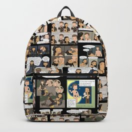 Nagron Chibi Collection (Spartacus) Backpack