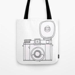 Click Click Click Tote Bag