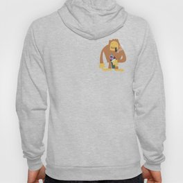Nagmamahal, Kapre (Philippine Mythological Creatures Series #3) Hoody