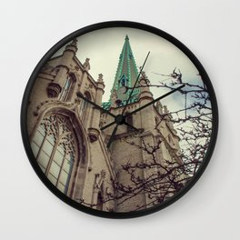 Fort Street Presbyterian  Wall Clock