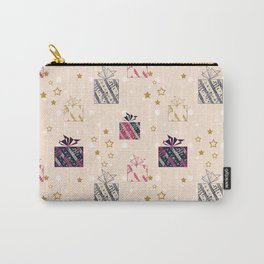 Festive design. Gifts . Carry-All Pouch