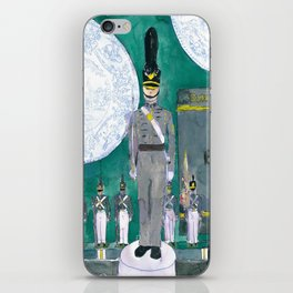 Duty, Honor, Country iPhone Skin