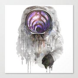 dj astronout Canvas Print