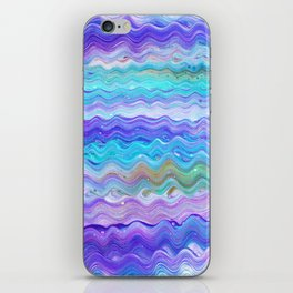 Unicorn Brainwaves iPhone Skin