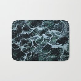 Waves Marble (Color) Bath Mat