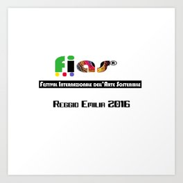 FIAS Art Print