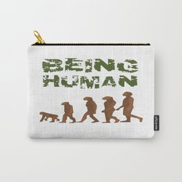 Being Human - Devolution Carry-All Pouch