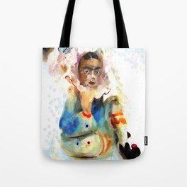 Frida bella Tote Bag