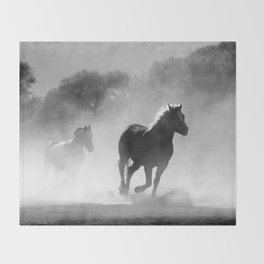 Wild Throw Blanket