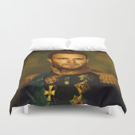 Gary Barlow - replaceface Duvet Cover