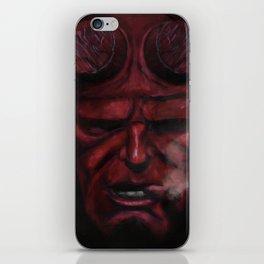 Hell Boy - 2015 iPhone Skin