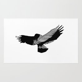 Featherbird Rug