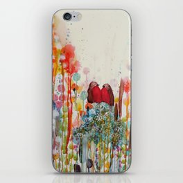 been loving you for always iPhone Skin