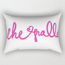 CHE PALLE Rectangular Pillow