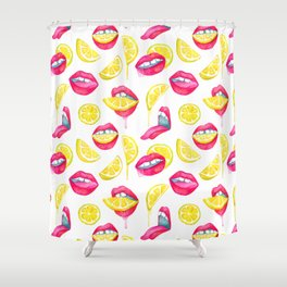 Bitch, Don't Kill My Vibe Shower Curtain