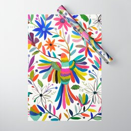 otomi bird Wrapping Paper