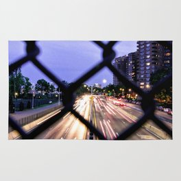 FDR Drive Rug