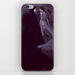 In the Violet Air iPhone Skin