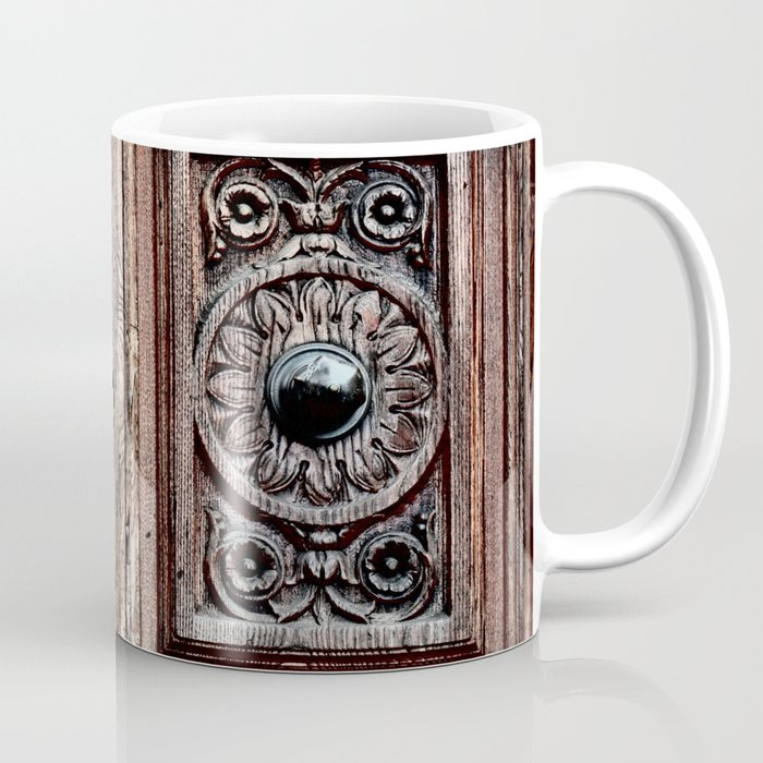 The Door to the Past Coffee Mug