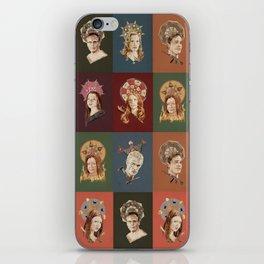 The Saints of Sunnydale  iPhone Skin