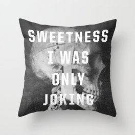 Sweetness Throw Pillow