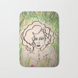 "Hedy Lamarr in ""Ecstasy"" Bath Mat"
