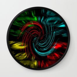 Abstract perfection 47 Wall Clock